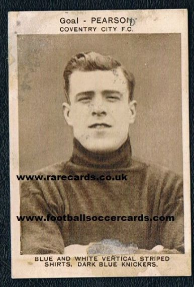 1933 Horace Pearson Coventry City